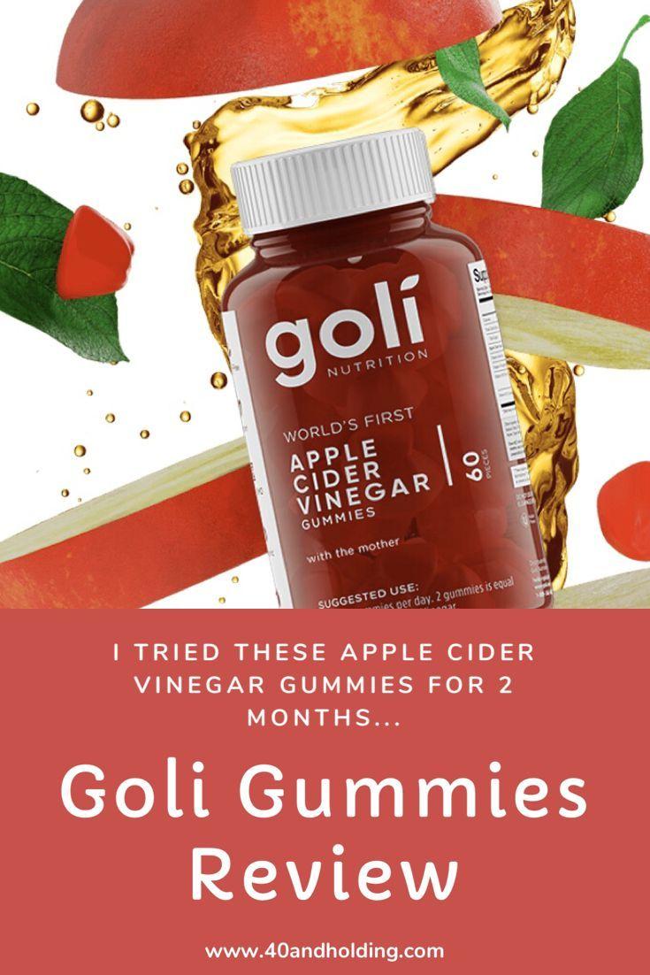 Goli gummies review in 2020 apple cider apple cider