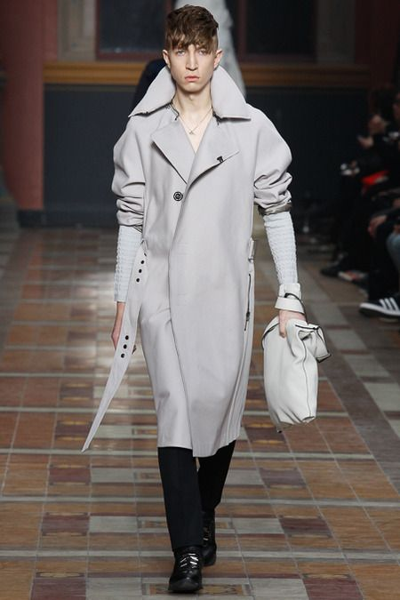 Lanvin Fall 2014 Menswear Collection Men 39 S Fashion Pinterest Spring The