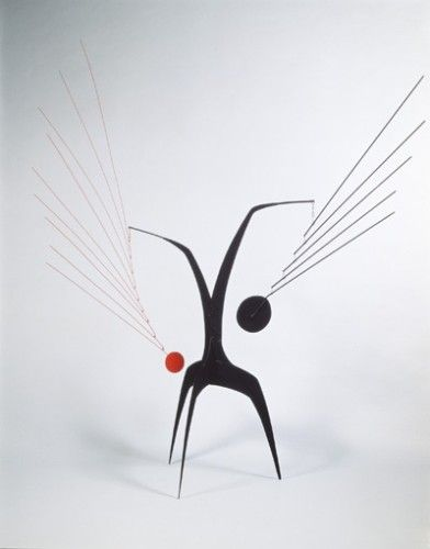Alexander Calder - Un Effet Du Japonais - Pace Gallery