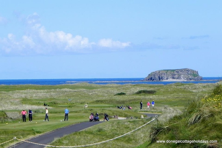 Ballyliffin Golf Club Inishowen, Donegal
