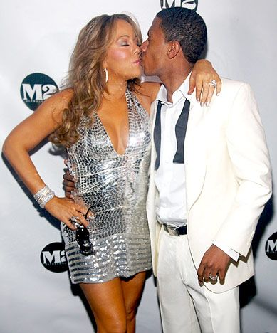 """Mariah Carey and Nick Cannon  The singer and her America's Got Talent host hubby -- married since 2008 -- shared a New Year's Eve smooch at New York City's M2 nightclub in 2009. """"To all the people who thought this wouldn't work out, this is going to last forever,"""" Cannon has said of his marriage to Carey."""