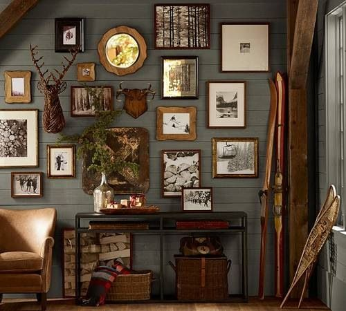 7 Best Gallery Wall Images On Pinterest