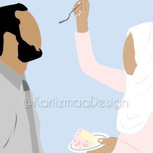 Muslim couple : Half of his deep ! Muslim, Hijabi, Muslima, Couple, Zawaj, Love