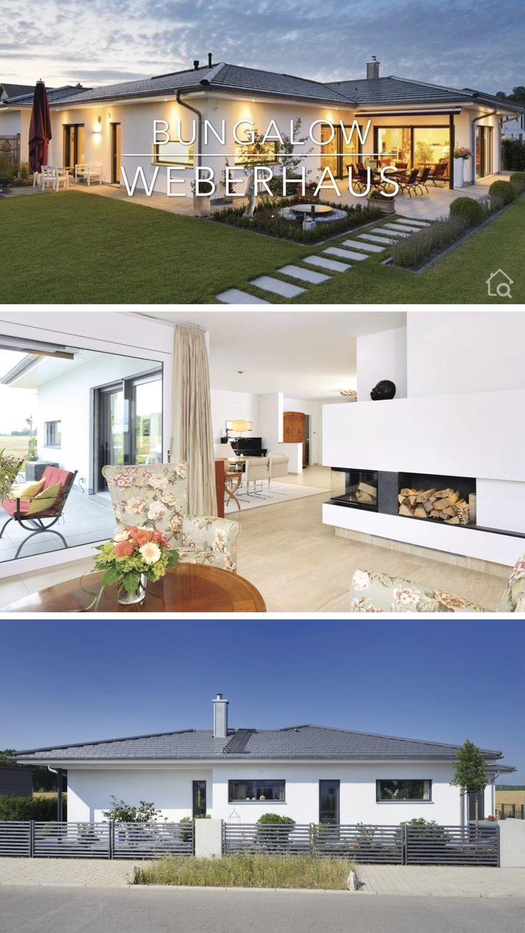 One Floor House Plans Bungalow Modern European ...