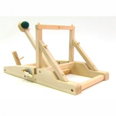 CSIRO Education Shop - Medieval Catapult, $34.95 (http://www.csiroshop.com/medieval-catapult/)
