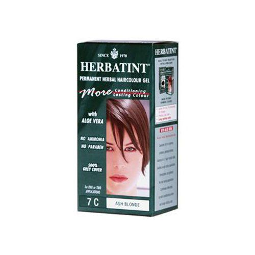 HERBATINT HAIR COLOR,7C,ASH BLONDE, CT ** See this great product. (This is an Amazon affiliate link)