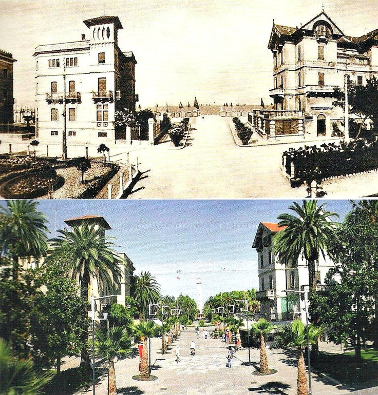 San Benedetto del Tronto:  Old is Gold?