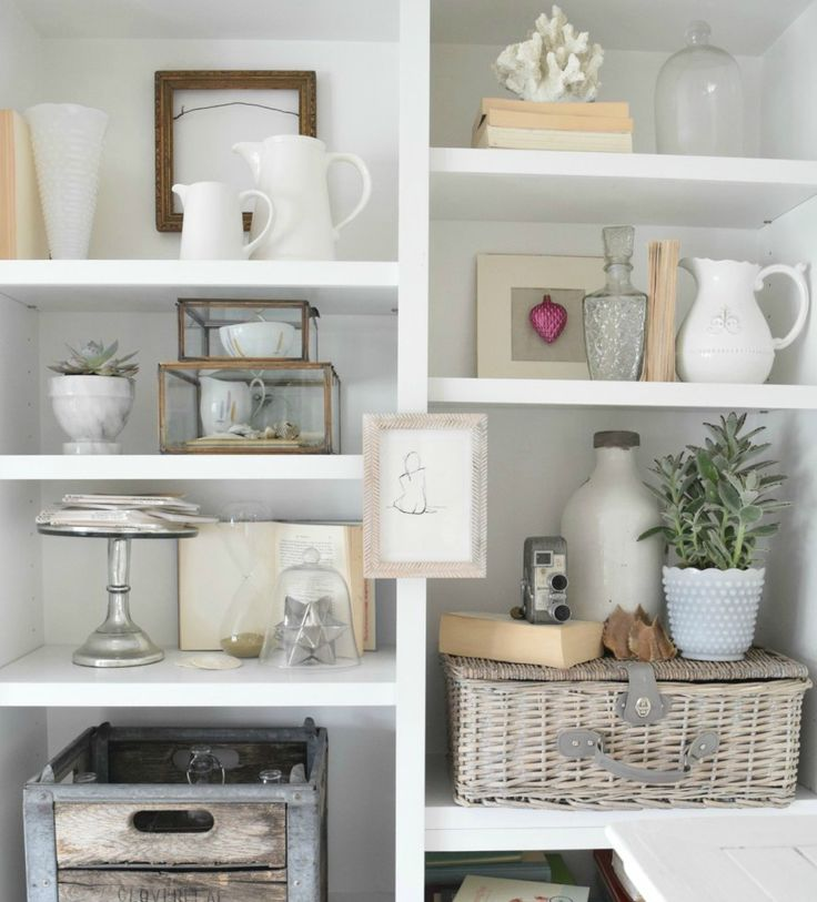 Best 25+ Farmhouse Bookcases Ideas On Pinterest