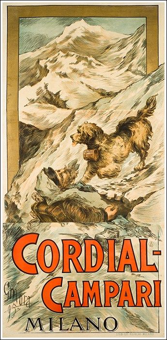 Cordial #Campari, #Milano poster manifesto #vintage #original #drink www.posterimage.it
