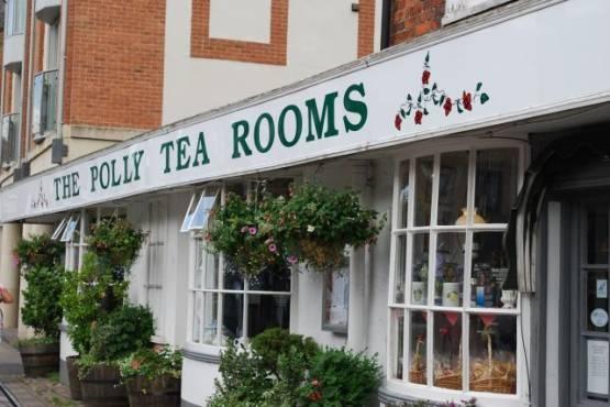 Bassett Wood Farm Tea Rooms