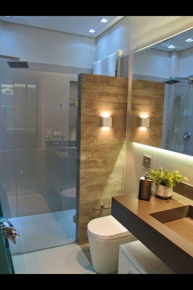 Banheiro inspirador!