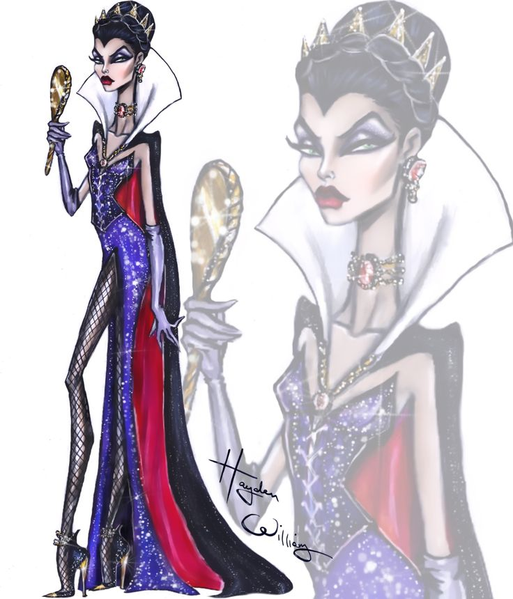 The Villainess collection by Hayden Williams: Evil Queen #EvilQueen #Disney #DisneyDivas| Be Inspirational ❥|Mz. Manerz: Being well dressed is a beautiful form of confidence, happiness & politeness