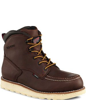 Red Wing Shoes Cranberry