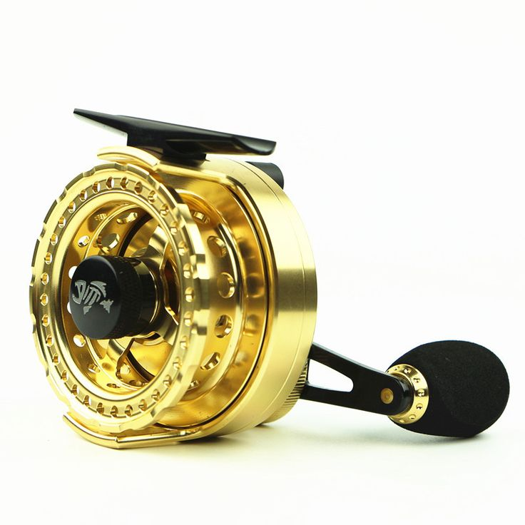 Новый Горячий Продажа Рыболовные Катушки Спиннинг металла Лучшее Качество Fly рыбалка Рыба Линия Колеса Левый Правый Желтый Цвет рыбалка в Океане инструменты купить на AliExpress