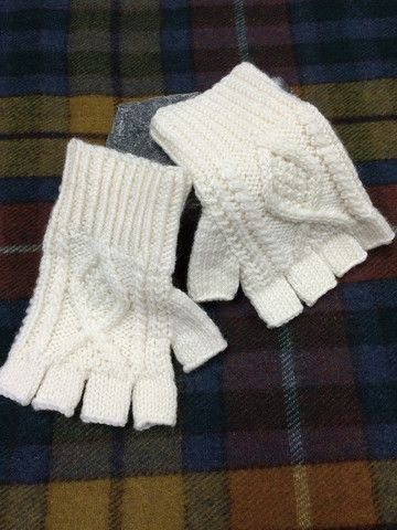 Wool Gloves, $39.95