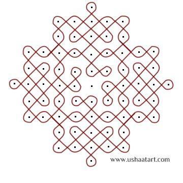 Best  Kolam Dots Ideas On   Kolam Designs Kolam