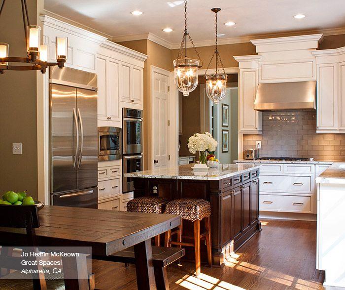White Kitchen Or Dark Cabinets best 25+ white glazed cabinets ideas on pinterest | glazed kitchen