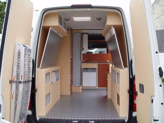 camping car personnalis escamotable pinterest vans. Black Bedroom Furniture Sets. Home Design Ideas
