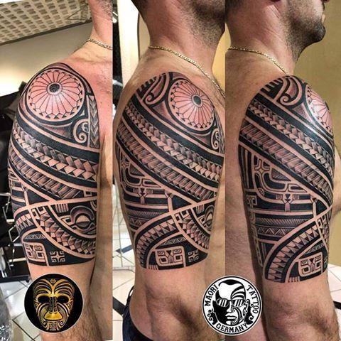 MAORI TATTOO | art-makia | Tattoo - Piercing - Bodymodification - Tattooentfernung