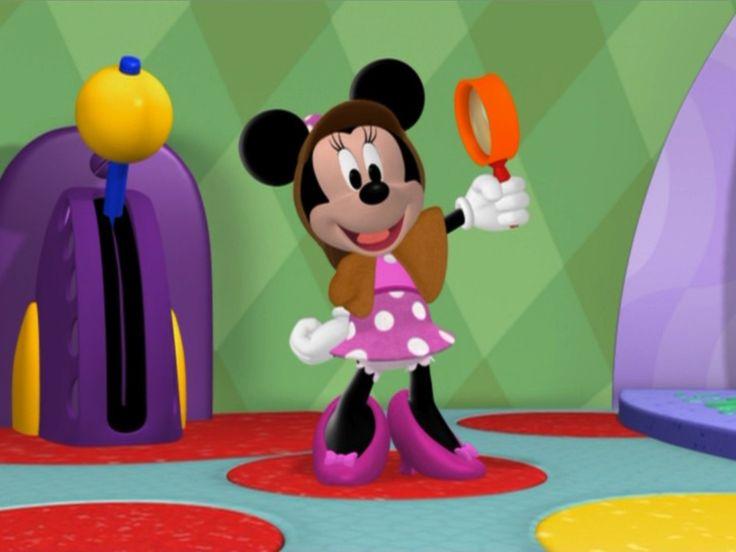 26 best la casa de mickey mouse images on pinterest - Casa de minnie mouse ...