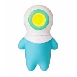 Although he's pretty darned good at it, the Marco Light-Up Bath Toy loves to peek at you from just below the water line then take off on deep-sea missions where his water-activated color-changing light can guide the way.