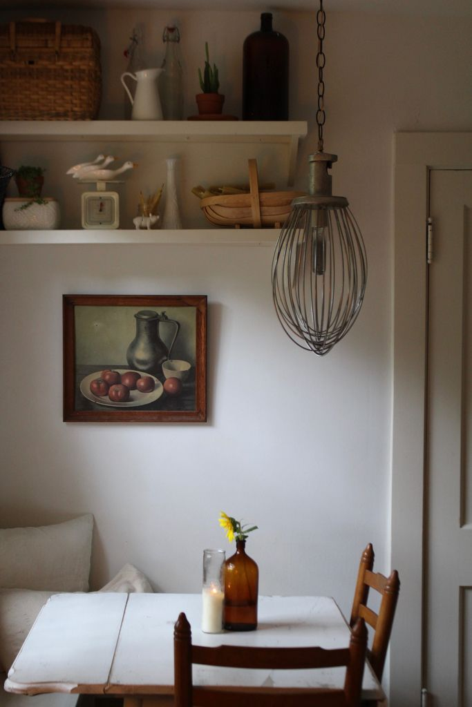 10 Steps to a COZY & SIMPLE kitchen via Homesong