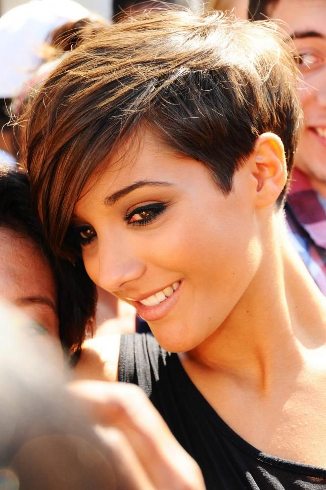 Picture 285 - Frankie Sandford - 333 UHQ Pics.- Magniloquente Francesca... I will always love her hair! Actual beaut! ❤️
