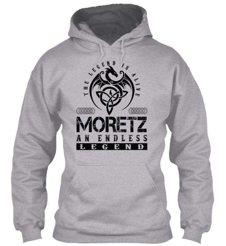 MORETZ - Legends Alive #Moretz