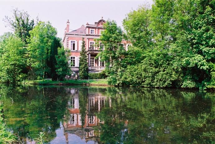 Chateau de Philiomel - Nord Pas de Calais