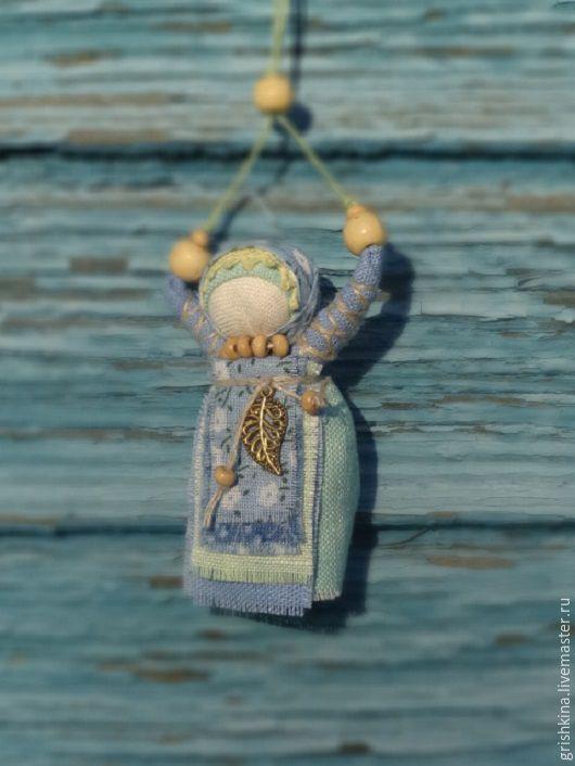 """Купить Куколка народная """"Благость"""" (подвеска для сумки, одежды и т.д.)…"""