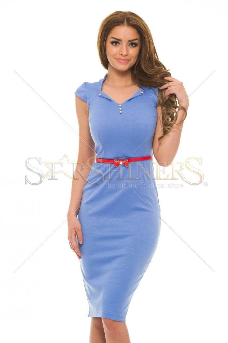 StarShinerS Touching Blue Dress