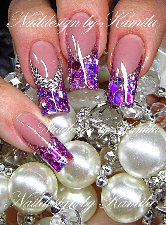 Diseño de uñas por Kamila Achatz Jet Set Centro de entrenamiento de belleza y salón de uñas …