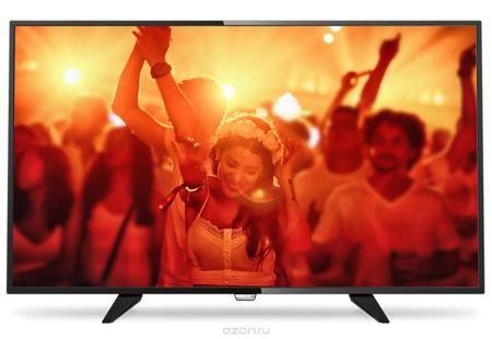 Philips 32PHT4201/60, Black телевизор  — 15990 руб. —  Philips 32PHT4201/60 - сверхтонкий светодиодный HD LED-телевизор. Утонченные линии подчеркивают изящность дизайна Изящный, современный, лаконичный дизайн. Неудивительно, что ультратонкий силуэт телевизора Philips притягивает к себе взгляд - это идеальное решение, которое прекрасно дополнит любой интерьер. USB для воспроизведения мультимедийного контента Делитесь впечатлениями. Подключите USB-накопитель, цифровую камеру, MP3-плеер или…