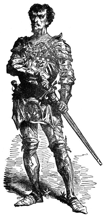 Medieval Knight Costume - Image 2