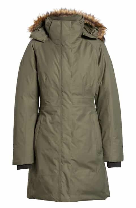 5338b8a9d The North Face Arctic II Waterproof 550-Fill-Power Down Parka with ...