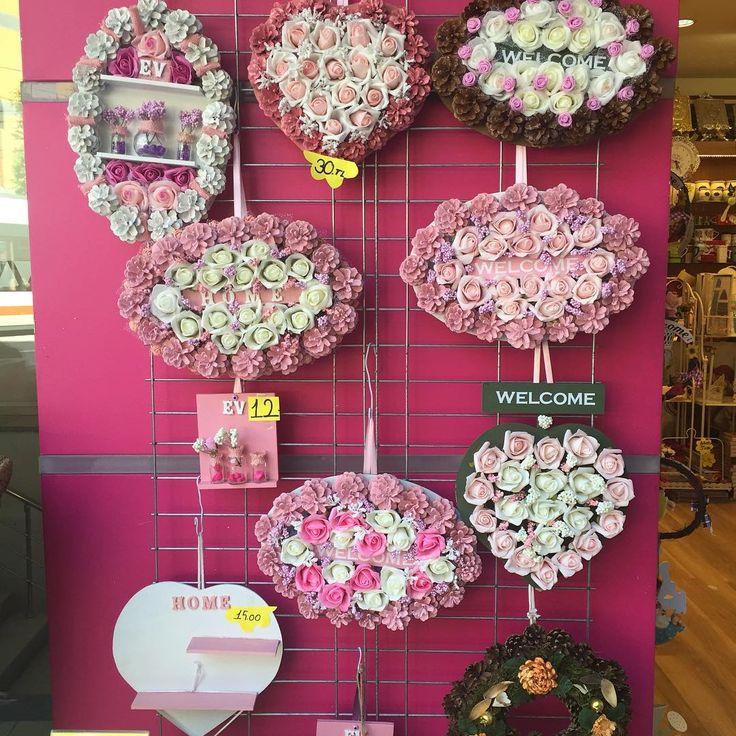 Kendi imalatımız kapı çiçekleri#mademecoco#sunum#sunumönemlidir#cici#cicibici#pembe#tantitoni#evdekorasyonu#mutfak#kitchen#ferforje#mug#kupa#hediyelikeşya#eskişehirhediyelikeşya#abajur#çeyiz#nişan#silikon#şirinmutfakürünleri#kahve#kahvekeyfi#sikikon#düğün#gift#pasta#cafe#mutfak#mutfakgram#kapısüsü | http://ift.tt/2aaDVYB