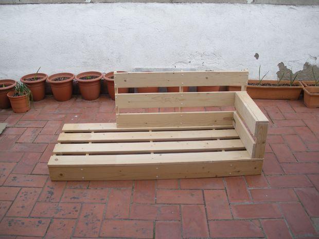 repurposed ikea futon frame