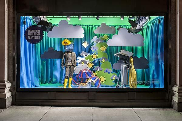 8 best images about window displays on pinterest for Show window designs