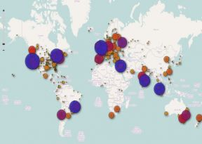 Startup genome data shows world's top technology startup hubs - surprising results !