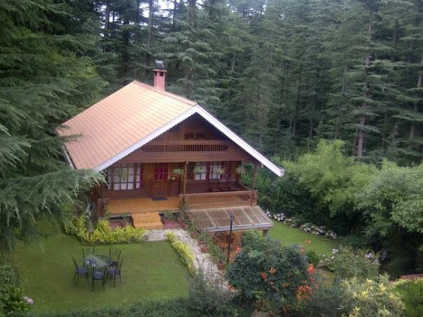Heaven on Earth - Himachal Pradesh, India Chalets@Naldhera, July 2013