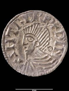 King Alfred the Great coins at the Ashmolean in Oxford. | Modern ...