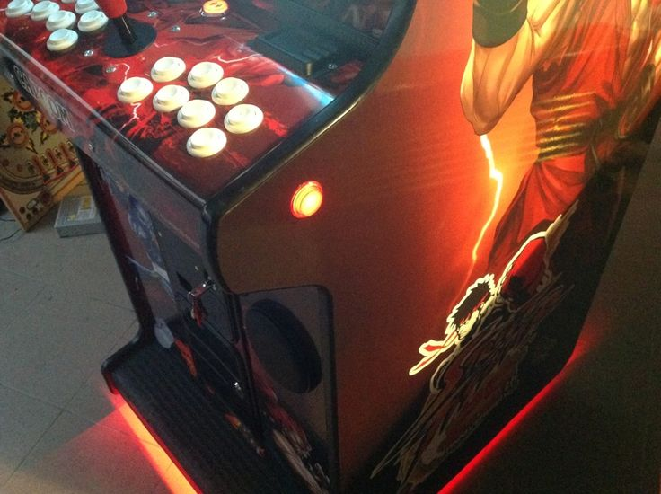 My Street Fighter Arcade #arcade #retro #streetfighter #games