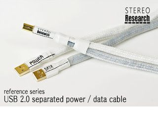 MM lover  - music and movie lover: Stereo Research - Reference series USB2.0 cable wi...