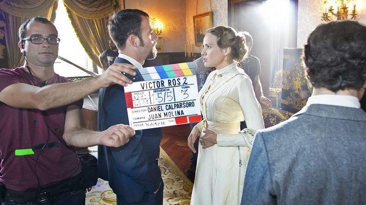 TVE ya graba desde ayer los ocho nuevos capítulos de la serie basada en lasnovelas de Jerónimo Tristante y protagonizada porCarles Francino. La serie traslada el escenario de Madrid a Linares.