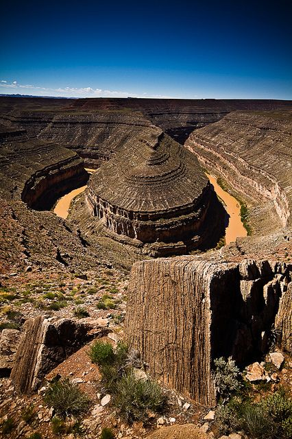 Gooseneck State Park, UT.I want to go see this place one day.Please check out my website thanks. www.photopix.co.nz
