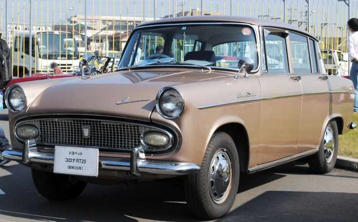Toyopet Corona RT20