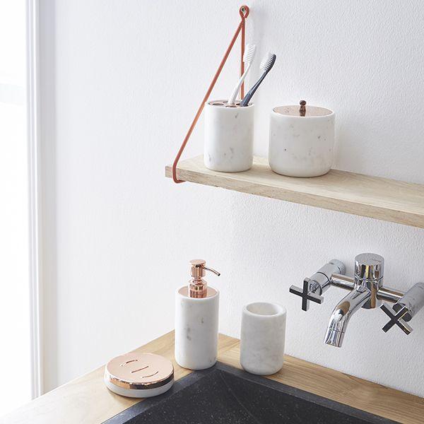 Accessoires salle de bain zodio bain accessoires décoration tendance inspiration