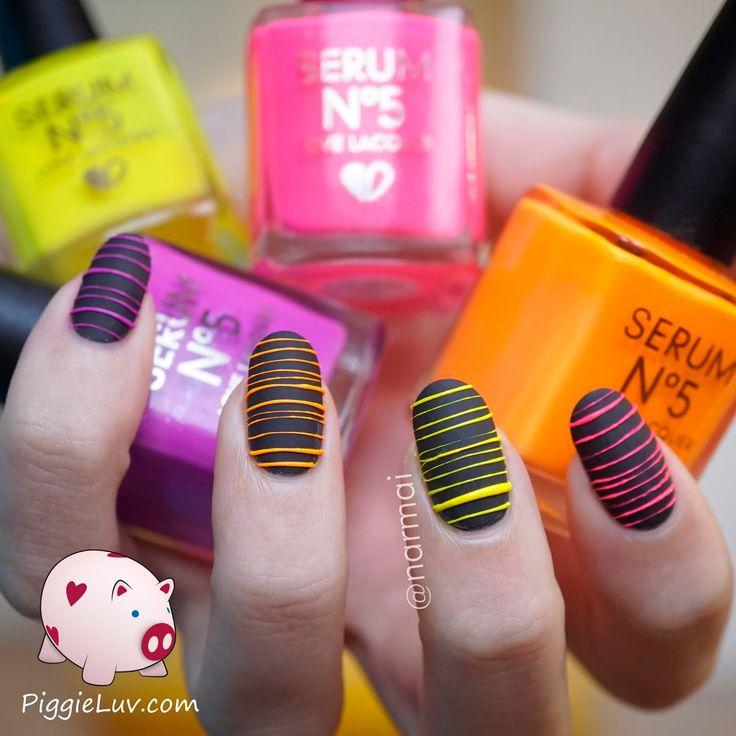 Luxury New Nail Polish Design Video Ensign - Nail Paint Design Ideas ...