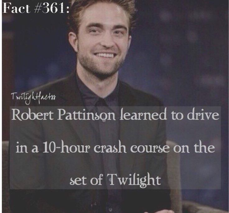 #Twilight Facts #361