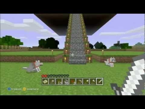 ZONA MINECRAFT: CREEPERS MAS VIOLENTOS QUE NUNCA (XBOX 360) - YouTube